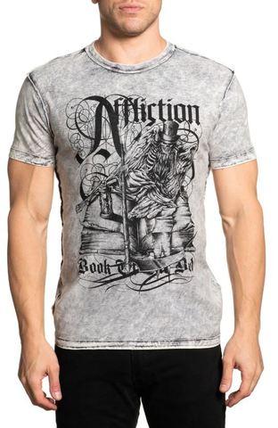 Двусторонняя футболка Affliction BIAS