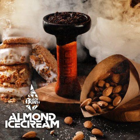 Табак Black Burn Almond IceCream (Миндальное Мороженое) 100г