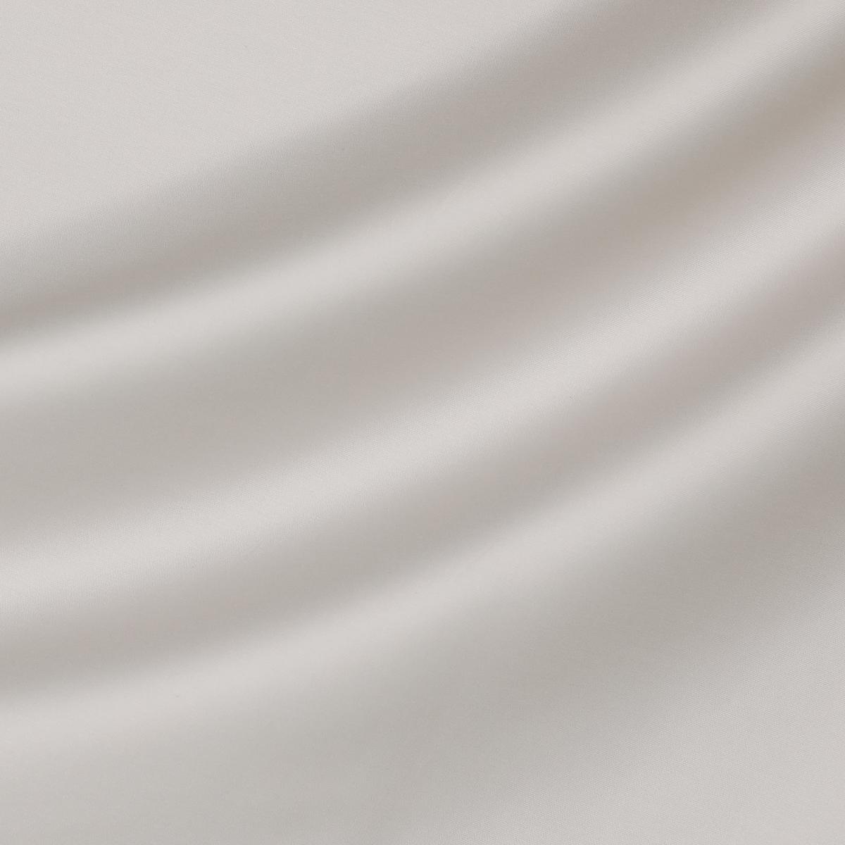 Жемчужно-розовая хлопково-шёлковая саржа