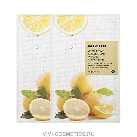 Маска с витамином С MIZON