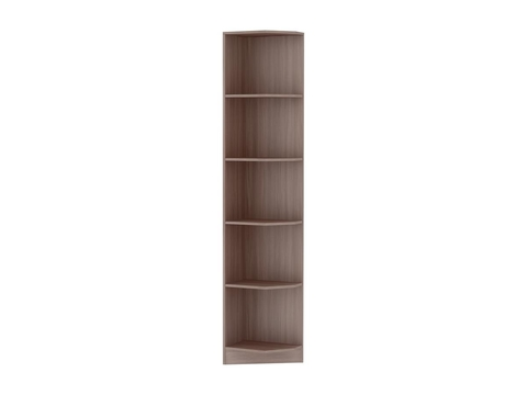 Шкаф пристыковочный Марта ШК-113 Браво Мебель ясень шимо темный