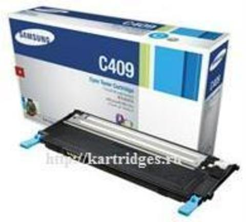 Картридж Samsung CLT-C409S