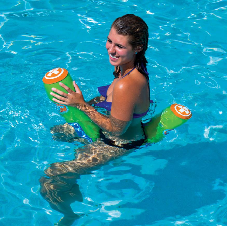 Pool float: Water pickle