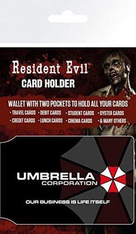 Визитница Resident Evil: Umbrella
