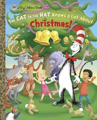 Cat in the Hat Knows a Lot About Christmas! (HB)