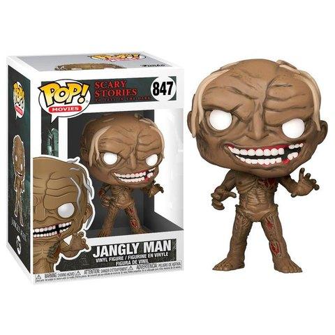 Scary Stories Jangly Man Vinyl Figure || Страшные Истории Для Рассказа в Темноте. Болтливый Человек