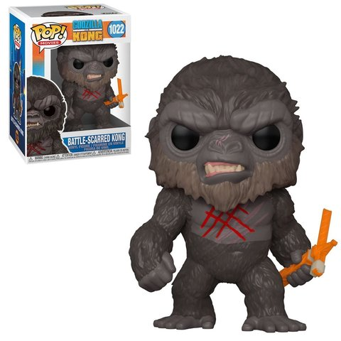 Funko POP! Movies Godzilla Vs Kong Scarred Kong