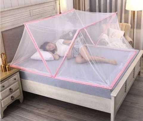 Антимоскитная сетка на кровать 190x160 см