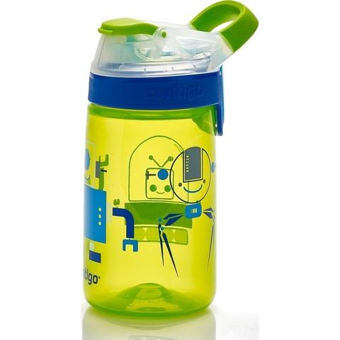 Бутылочка детская Contigo Gizmo Sip (0,42 литра), зеленая