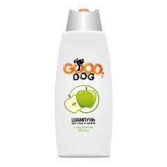 Шампунь для собак и щенков, Good Dog, с ароматом яблока