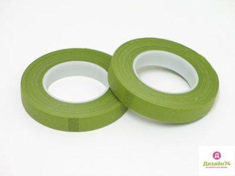 Тейп лента светло-зеленая