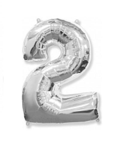 Цифра два - серебро