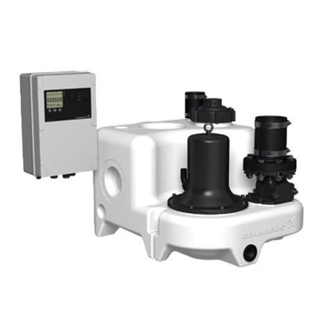 Насосная установка Grundfos Multilift M 12.1.4 (1.4 кВт, 1430 об/мин, 1x230В, кабель 4 м)
