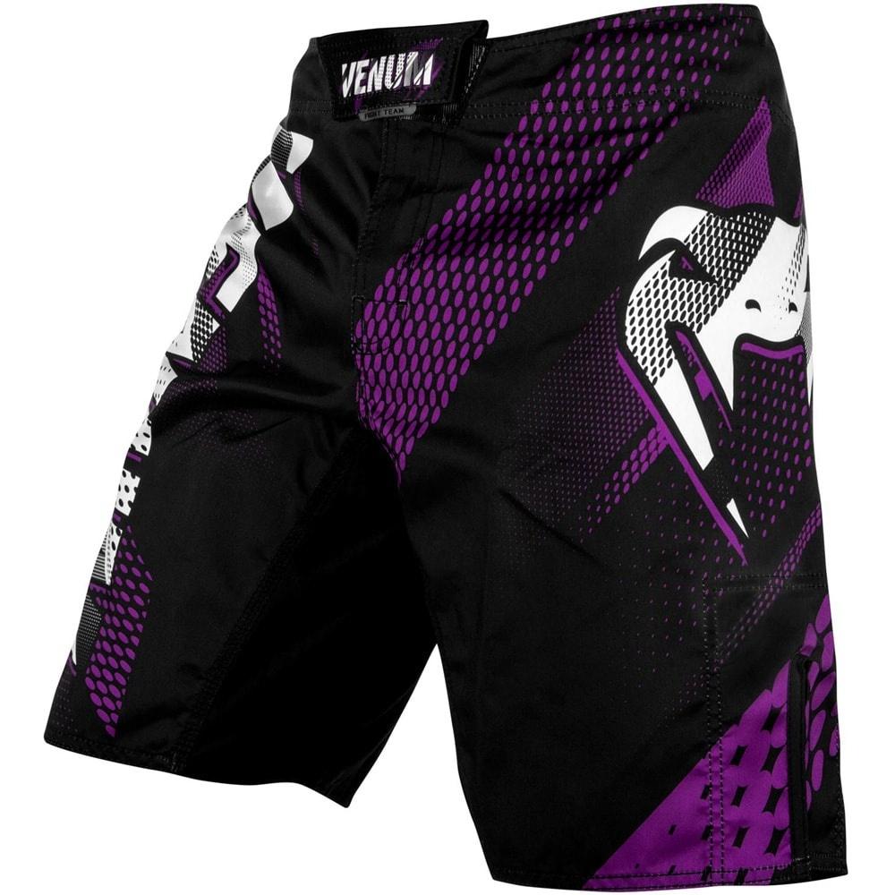 Шорты Шорты Venum Rapid Fightshorts - Black/Purple 1.jpg