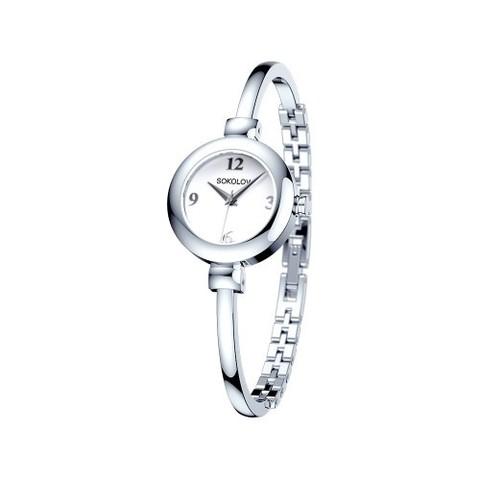 316.71.00.000.01.01.2 - Женские стальные часы от SOKOLOV