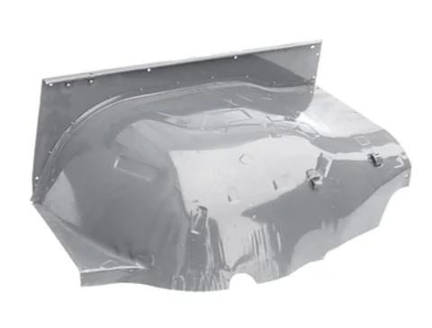 Брызговик крыла Уаз 469 передний правый (пр-во ОАО Уаз)