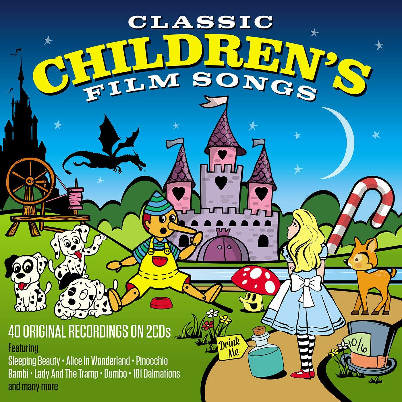 VARIOUS ARTISTS: Classic Children'S Film Songs