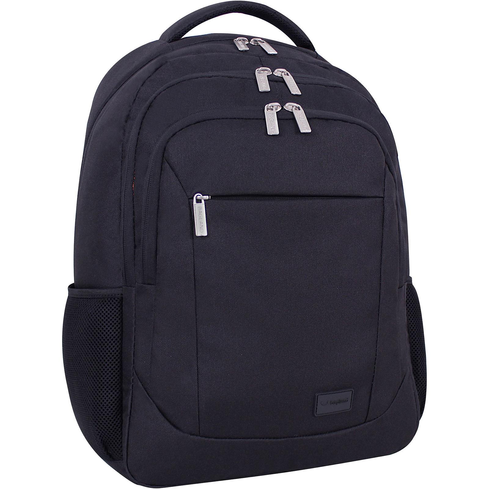 Мужские рюкзаки Рюкзак Bagland Hector 32 л. Чёрный (0012666) IMG_9950.JPG