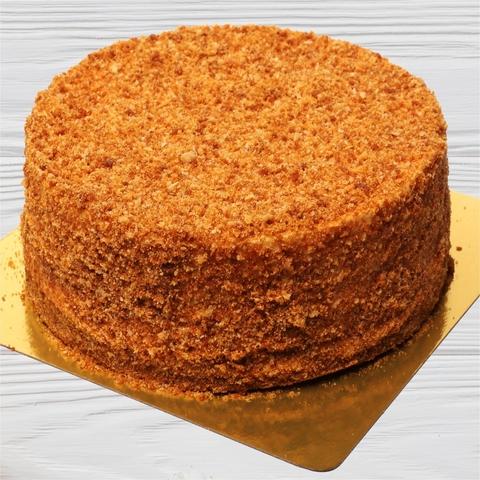 Торт Медовый с сыром 1 кг