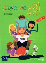 Clave De Sol 3 Libro del alumno