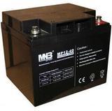 Аккумулятор MNB MP 12-40 ( 12V 40Ah / 12В 40Ач ) - фотография