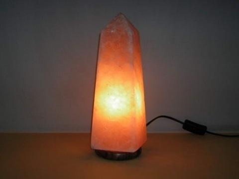 Солевая лампа (соляная лампа) «Обелиск»