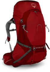 Рюкзак Osprey Atmos AG 50 Rigby Red L