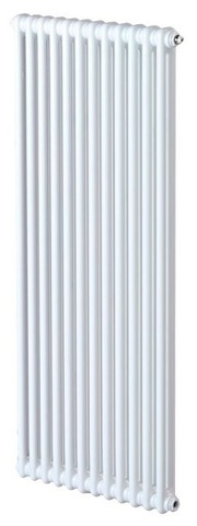 Zehnder Charleston Completto 2180, 10 секций радиатор с нижним подключением V001 1/2