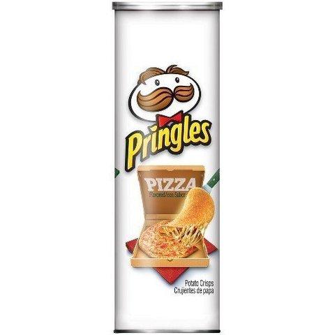 Чипсы Pringles Pizza Принглс со вкусом пиццы 158 гр