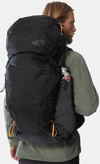 Рюкзак туристический North Face Banchee 65 Asphalt Grey/Tn - 2