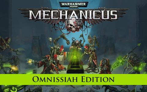 Warhammer 40,000: Mechanicus - Omnissiah Edition (для ПК, цифровой ключ)