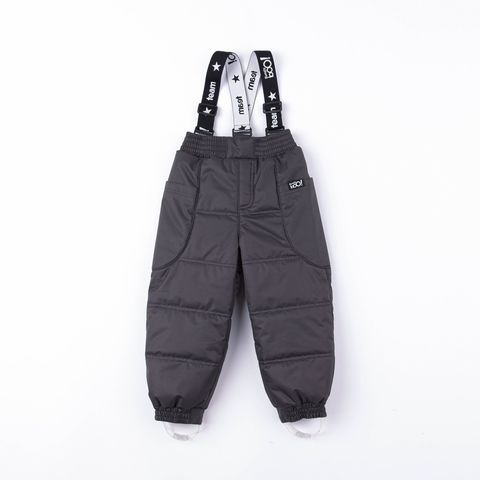 Winter membrane trousers - Chocolate