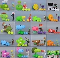 Растения против Зомби стреляющая игрушка в пакете