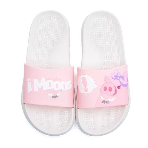 Тапочки свинки розовые