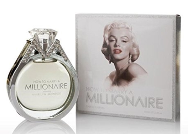 Marilyn Monroe How to Marry a Millionaire EDP