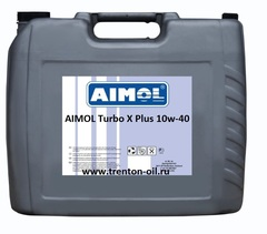 AIMOL Turbo X Plus 10w-40