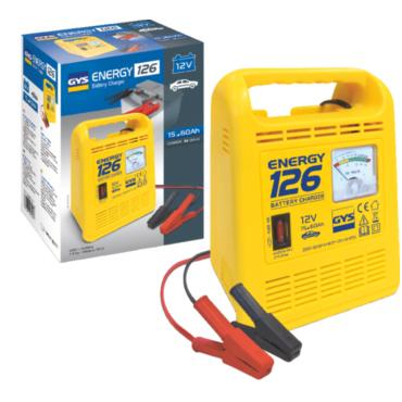 Зарядное устройство Energy 126