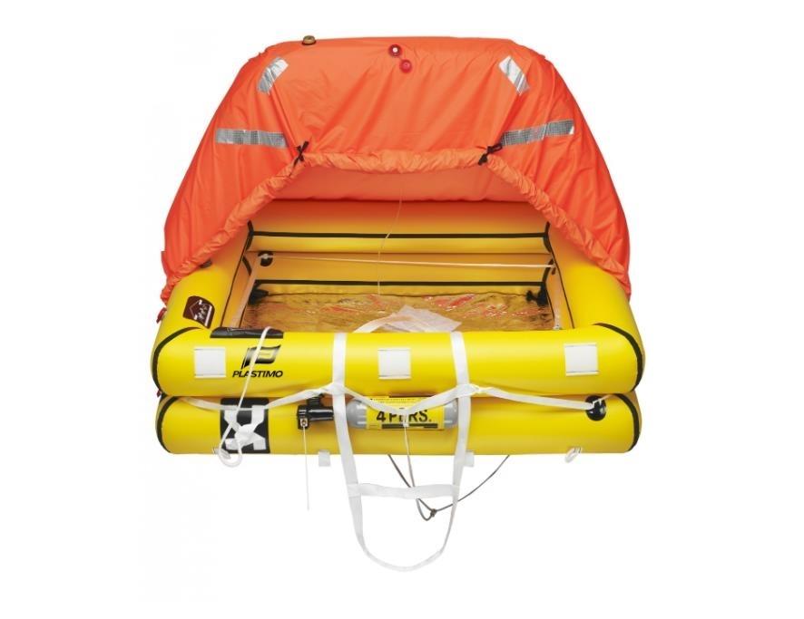 Transocean liferaft, ISO 9650-1