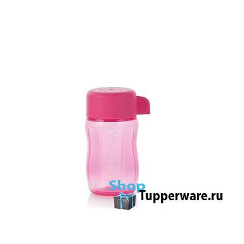 Бутылочка Эко мини 90мл розовая