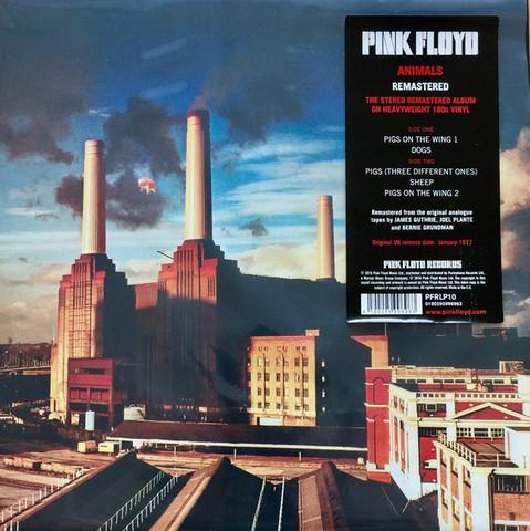 Виниловая пластинка. Pink Floyd - Animals