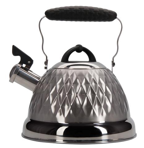 Чайник 2,4л со свистком 94-1504