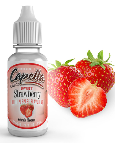 Ароматизатор Capella RF Sweet Strawberry