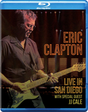 Eric Clapton / Live In San Diego With Special Guest JJ Cale (Blu-ray)