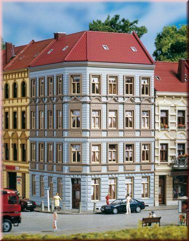 Угловой дом, Улица Шмидта - № 11, (H0)