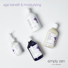 Шампунь age benefit & moisturizing whiteness shampoo simply zen