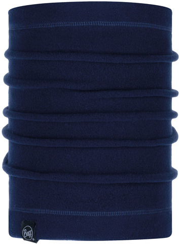 Шарф-труба флисовый Buff Neckwarmer Polar Solid Night Blue фото 1