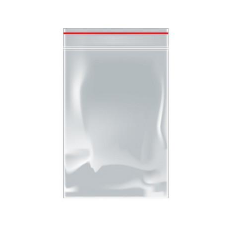 Пакет с замком Zip-Lock 7x10 см 32 мкм (1000 штук в упаковке)