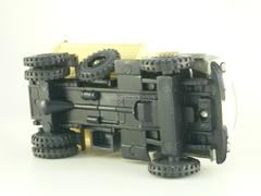 ZIL-MMZ-555 gray-yellow Elektropribor USSR 1:43