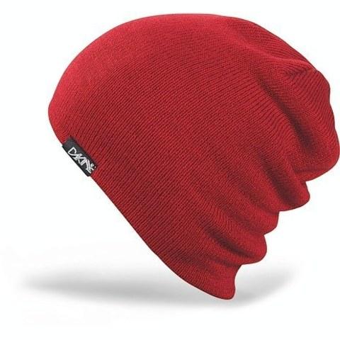 Картинка шапка-бини Dakine rooney Red - 1