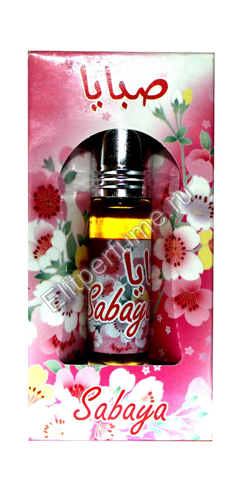 Sabaya Zahra Сабая Захра 6 мл